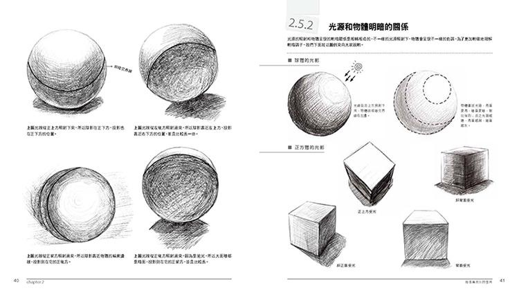 出版品资讯 学画画真简单 铅笔素描入门 枫书 高清图片